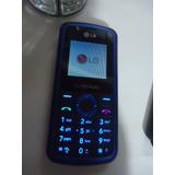 Celular Lg Kp109 Op Claro Funcionado Sem Carregador N033