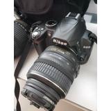 Vendo Cámara Nikon D3000