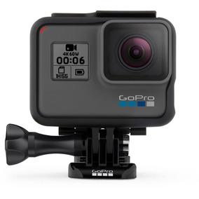 Câmera Gopro Hero6 Black Oficial Gopro Brasil - Lacrado