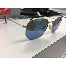 Oculos Solar Ray Ban Hexagonal Rb3548-n 001 90 54 Original 5e91fa5a99