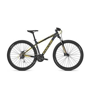 Bicicleta Montaña Focus Whistler Elite 29 Negro Dorado