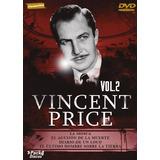 Vincent Price Vol.2 (4 Discos) Dvd