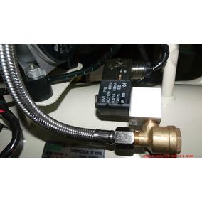 Solenoide Y Check Para Compresor Libre De Aceite Tecnobombas