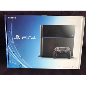 Ps4 Playstation 4 500gb + 1 Contrle + 1 Headset Original Ps4