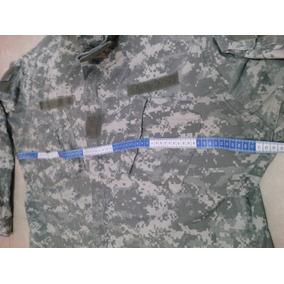 Uniforme Militar Us Army Original Acu Digital Gris X Large