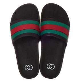 c20c2b1c2269dc Chinelo Slide Benassi Gucci Gang Promoção Top Moda Largo. 1 vendido · Chinelo  Slide Casual Gucci Lindo E Comfortavel 2018
