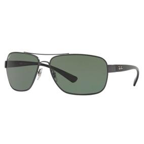 25afcb8d58e Oculos Sol Ray Ban Rb3567 041 9a 66 Grafite Verde Polarizado
