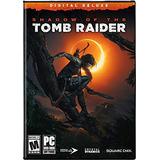 Shadow Of Tomb Raider Deluxe Código Digital Original Steam