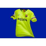 Camiseta Del Barcelona Verde Original - Fútbol en Mercado Libre Colombia 697061080fe4d