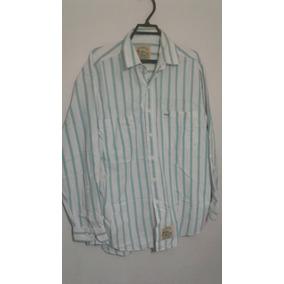 Camisa Marca Bermuda Railway Talla M