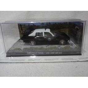 Carros Chevrolet Nova Policia 007