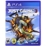 Just Cause 3 Ps4 Disponible