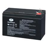 Bateria Selada Gel Vrla 12v-9ah - Tecnologia Agm