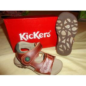 Sandalias Kickers De Niño Talla 24