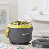 Crock Pot Calentador Comida Calentamiento Portatil Cocina 20