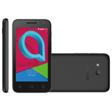 Smartphone Alcatel Pixi 4, 4gb, Dual Chip, 3g, Preto