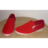 Zapatillas Aldo Rojo Talla 11 Usa
