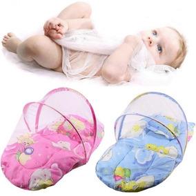Berco Portatil Bebe Cercadinho Com Travesseiro Dobravel Lind