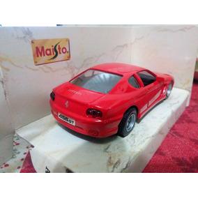 Miniatura Ferrari 456 Gt Escala 1:43 Na Caixa Original