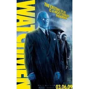 Poster Cartaz Watchmen #8 - 30x42cm