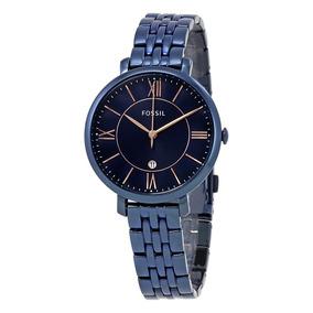 Relógio Fossil Azul Marinho - Es4094/4an