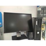 Cpu Dell Monitor Dell 2gb Ram