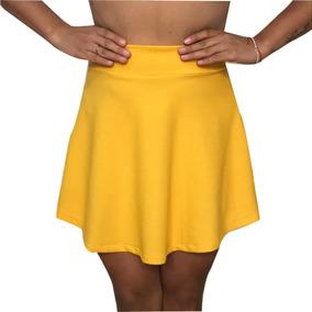 b082444a0133f Faldas de Mujer Amarillo en Mercado Libre México