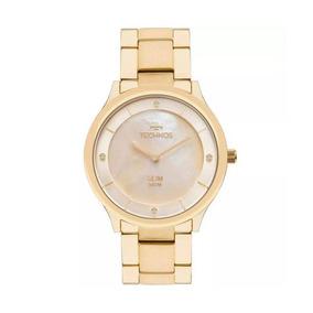 d978f1cefbc 4x Relogio Feminino Madreperola Technos Elegance 2035bbi - Relógios ...
