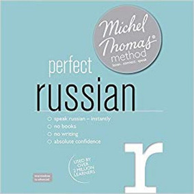 Perfect Russian With The Michel Thomas Method - Hodder Educa