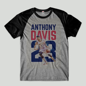 c89b7e5b0 Camiseta New Orleans Pelicans - Camisetas e Blusas no Mercado Livre ...