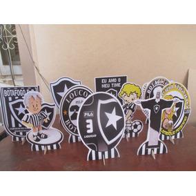 Enfeite De Mesa Botafogo - Festas no Mercado Livre Brasil 42521a35ee60f