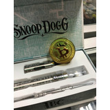 Vaporizador Herbal G Pen Snoop Dogg Herbalizador De Caja