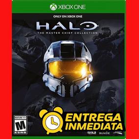 Halo 2 3 4 Master Chief Collection Xbox One Offline No Códig
