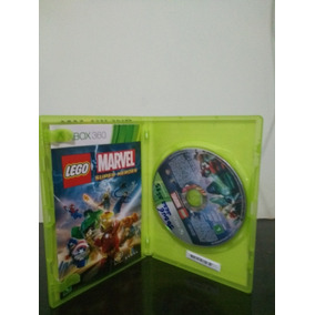 Lego Super Heroes Marvel Xbox 360