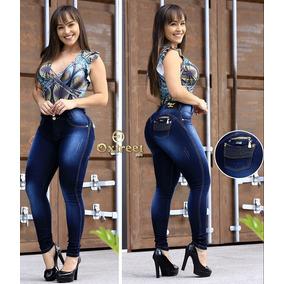 Calça Jeans Feminina Levanta O Bumbum Estilo Pitibull Linda