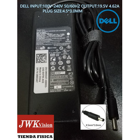Cargador Laptop Dell Original 19.5v 4.62a Plug 4.5*3.0mm Jwk