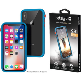 Protector Carcasa Iphone X Catalyst Impact Case Blueridge