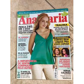 Revista Ana Maria 973 Angélica Luciano Hulk Susana Vieira