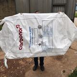 Big Bag - Utilizado Uma Única Vez