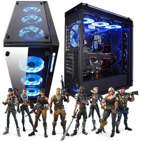 Pc Cpu Gamer Top Ryzen 7 2700x + 64 Gb + Gtx 1080ti