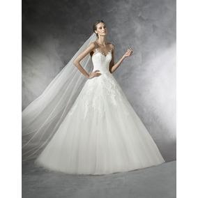 792ed81f4 Vestido De Novia Pronovias Coleccion - Vestidos de Mujer en Mercado ...