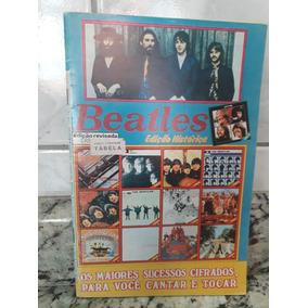 Revista Beatles Edição Histórica Cifras Revisada Impecável!
