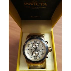 5c6552a4dba Relogio Invicta Original Com 3 Anos De Garantia - Relógios no ...