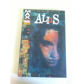 Alias + Jessica Jones Panini