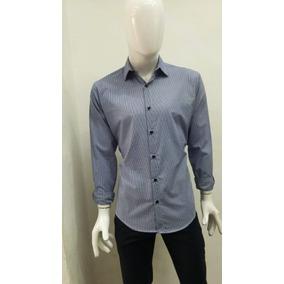 Camisa Para Hombre Color Gris