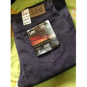 Jeans Lee Original, Talla 36 Regular Fit. 36x32