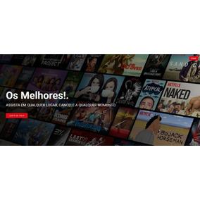 Script Videoflix Clone Netflix Php + Mysql
