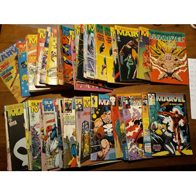 60 Revistas Super Aventuras Marvel Anos 80 Vendo Avulso Tb.