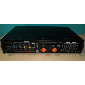 Planta Amplificador De Sonido Nippon Dj Usb Repuestos