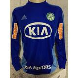 93773ee475 Camisa Palmeiras Goleiro adidas De Jogo Tam G Bruno 1 Kia